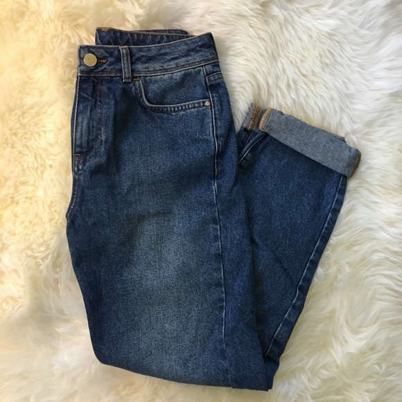 60577dc0cf9a31 Marks & Spencer Jeans   Marks Spencer Highwaisted Nwot   Poshmark